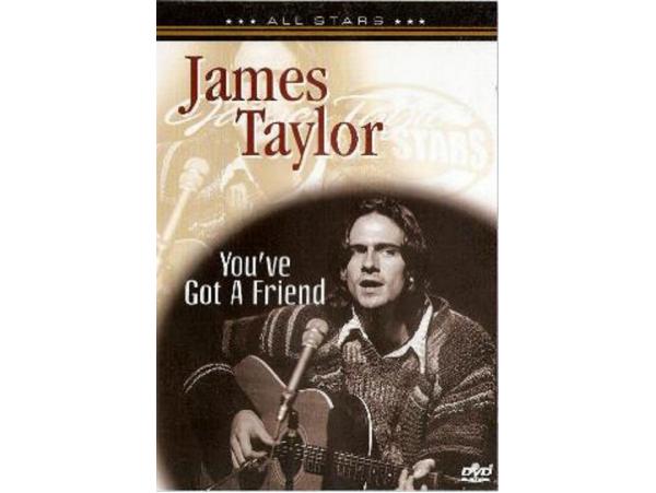 James Taylor - You've Got a Friend - DVD