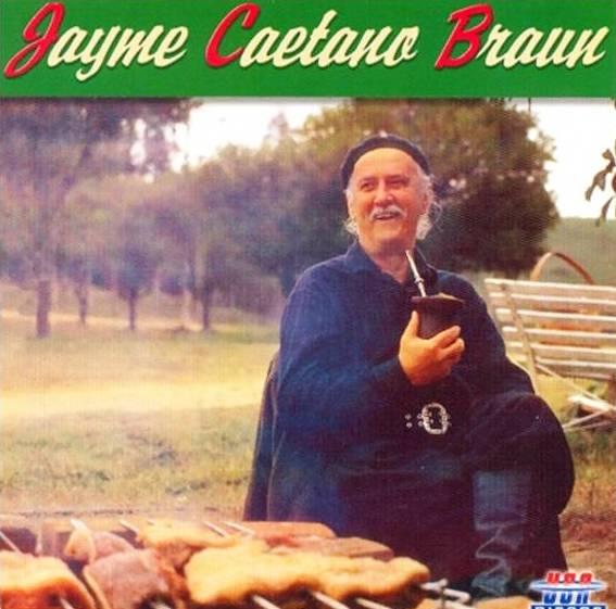 Jayme Caetano Braun - Poemas Gauchos - CD