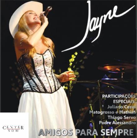 Jayne - Amigos Para Sempre - CD