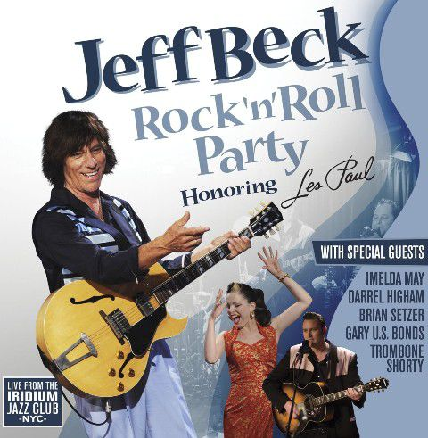 Jeff Beck - Rock N Roll Party - Blu-Ray