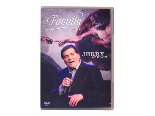 Jerry Adriani - Família - Ao Vivo - DVD