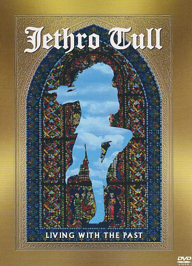 Jethro Tull - Living With The Past -  (Digipack) - DVD