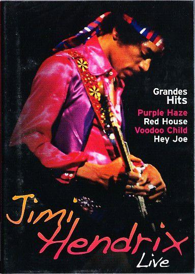 Jimi Hendrix - Live