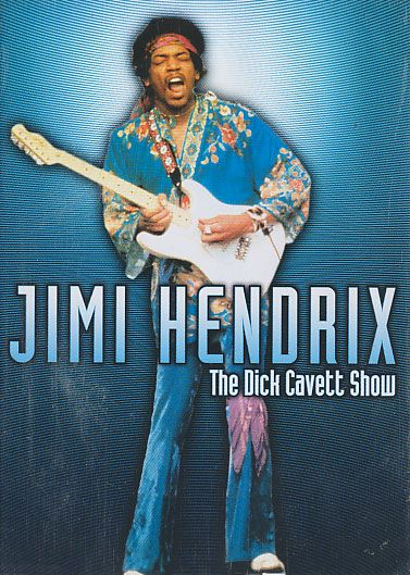 Jimi Hendrix - The Dick Cavett Show  - DVD