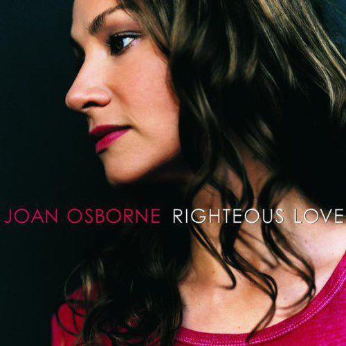 Joan Osborne - Righteous love - CD
