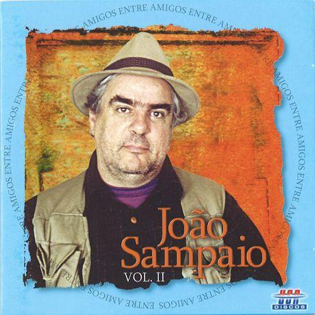João Sampaio - Entre Amigos Vol. 2 - CD