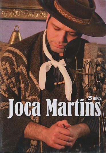 Joca Martins - 25 Anos - DVD