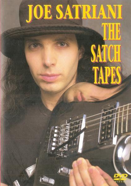 Joe Satriani - The Satch Tapes - DVD