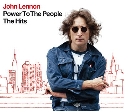 John Lennon - Power To The People The Hits - CD