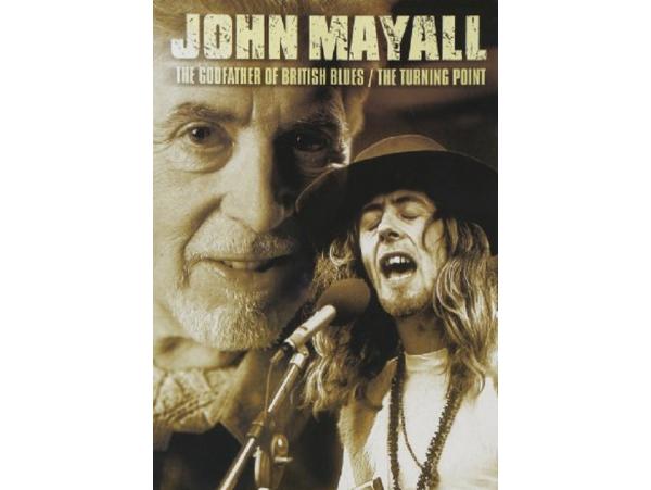 John Mayall - The Godfather of British Blues - DVD