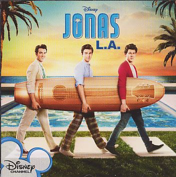 Jonas Brothers - Jonas L.A - CD