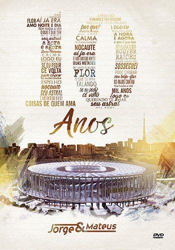 Jorge & Mateus - 10 Anos - DVD