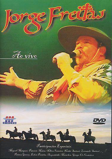 Jorge Freitas - Ao Vivo - DVD