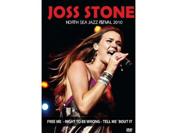 Joss Stones -  North Sea Jazz Festival - 2010 - DVD