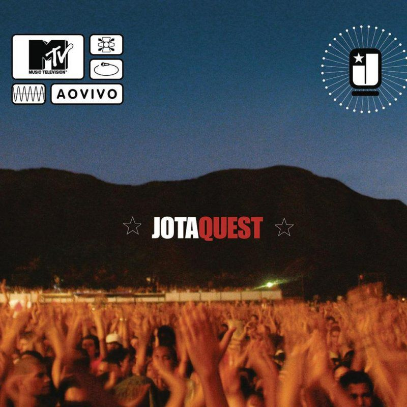 Jota Quest  - Mtv Ao Vivo - Prime Selection - CD