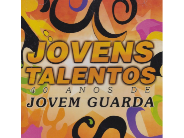Jovens Talentos - 40 Anos De Jovem Guarda - CD