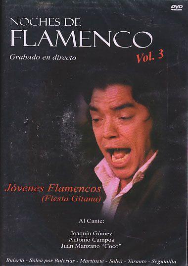 Juan Mateo - Noches de flamenco Vol. 3 - DVD