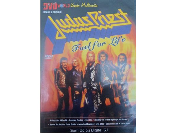 Judas Priest - Fuel for Life - DVD