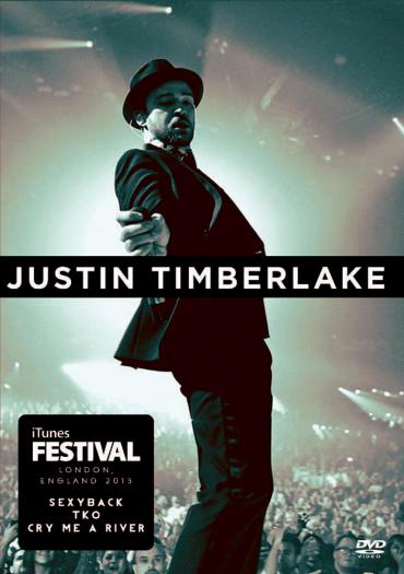 Justin Timberlake - Itunes Festival - 2013 - DVD