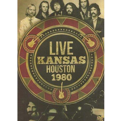 Kansas - Live Kansas Houston 1980 - DVD