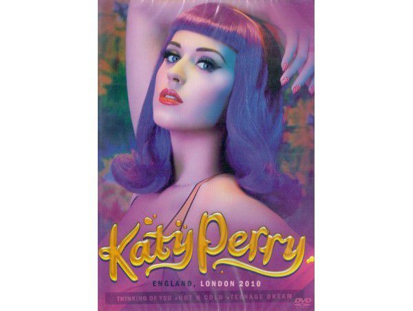 Katy Perry - England London 2010  - DVD