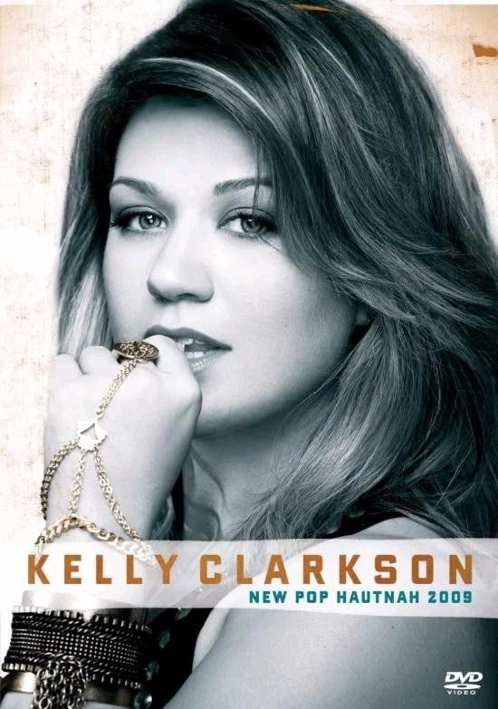 Kelly Clarkson - New Pop Hautnah 2009 - DVD