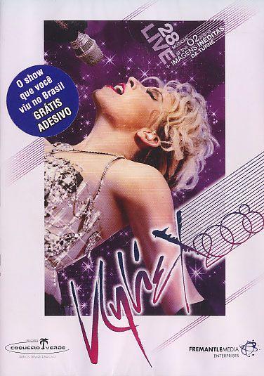 Kylie Minogue - Kylie X - DVD