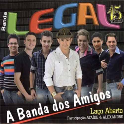 Banda Legal - Laço Aberto (Envelope)