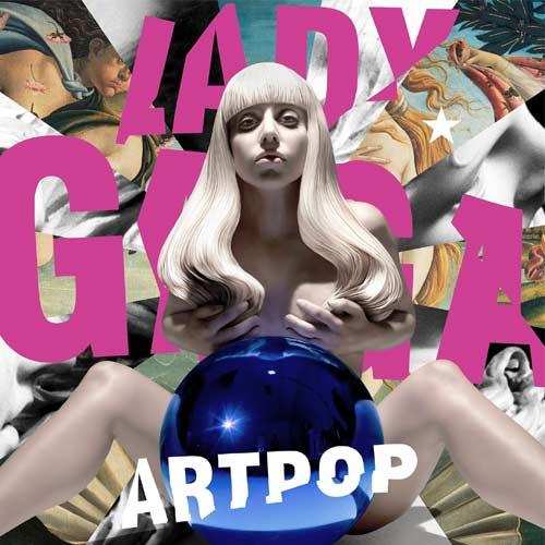 Lady Gaga - Art Pop - CD