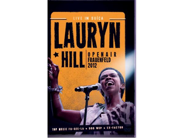 Lauryn Hill - Live In Suiça - 2012 - DVD