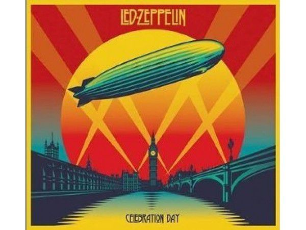 Led Zeppelin - Celebration Day (duplo)
