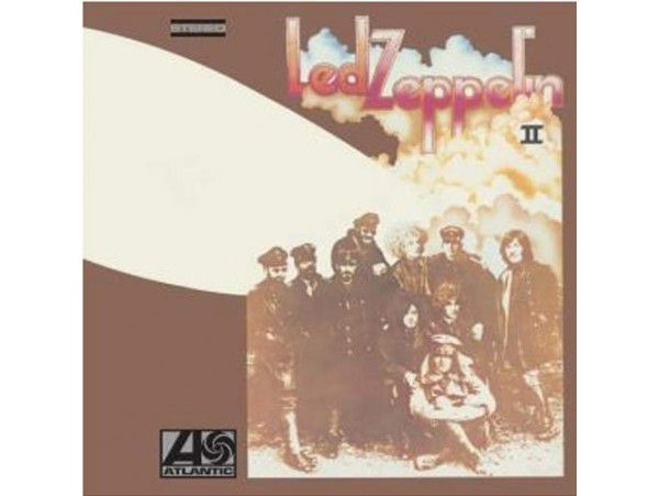 Led Zeppelin II - Deluxe (duplo )