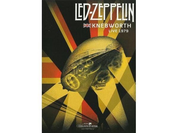 Led Zeppelin - Knebworth - Live 1979 - DVD