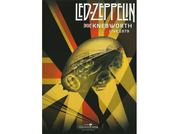 Led Zeppelin - Knebworth - Live 1979 - DVD