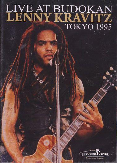 Lenny Kravitz - Live At Budokan - Tokyo 1995