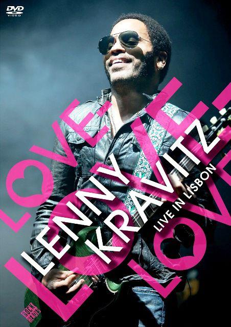 Lenny Kravitz - Live In Lisboa