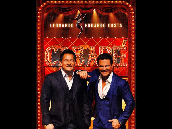 Leonardo e Eduardo Costa - Cabaré - DVD