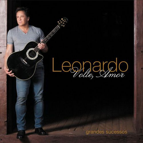 Leonardo - Volte, Amor - CD