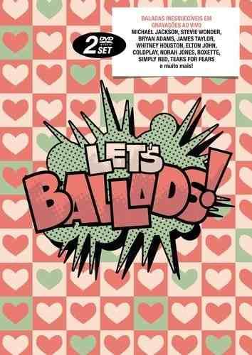 Lets Ballads! - (Duplo) - DVD