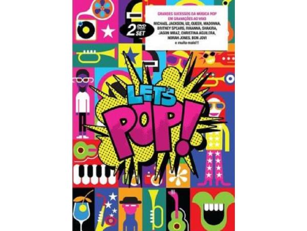 Let´s Pop! - (Duplo) - DVD