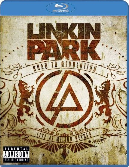 Linkin Park - Road To Revolution - Blu-Ray