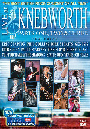 Live At Knebworth - Ed. Col. - (DUPLO) - DVD