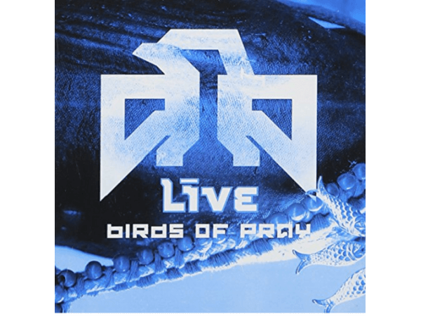 Live - Birds Of Pray - CD
