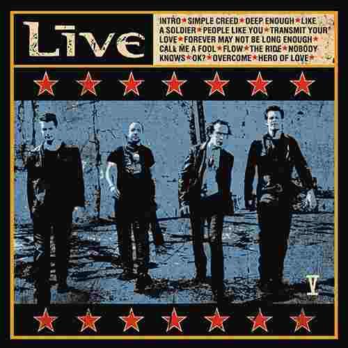 Live - V - CD