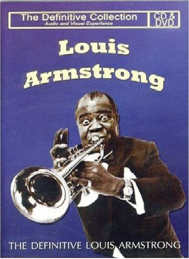 Louis Armstrong - The Definitive Collection - CD+DVD