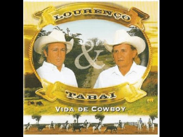 Lourenço & Tabai - Vida de Cowboy - CD