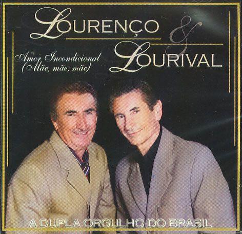 Lourenço & Lourival - Amor Incondicional - CD