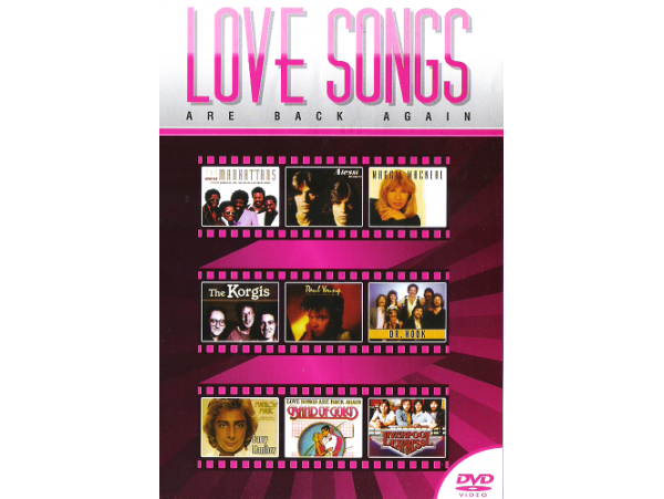 Love Songs - Are Back Again - DVD
