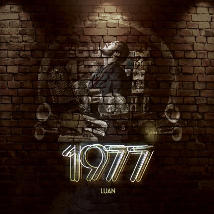 Luan Santana - 1977 - CD