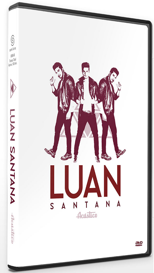 Luan Santana - Acústico - DVD